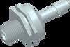 Thread to Barb Check Valve -- AP191227CV037SL -- View Larger Image