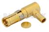 D-Sub Receptacle Right Angle Contact Solder Attachment For PE-SR405AL, PE-SR405FL, RG405 -- PE44033 - Image
