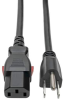 Power, Line Cables and Extension Cords -- TL2440-ND -Image
