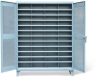 Ventilated Cabinet with 48 Compartments -- 56-V-1611-48OP