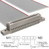 Rectangular Cable Assemblies -- M1FXK-4036J-ND -Image