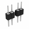 Rectangular Connectors - Headers, Male Pins -- 800-80-059-10-002101-ND -Image