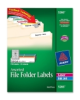 Avery Filing Label -- 5266