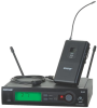 SLX Series Lavalier Wireless System with WL185 Cardioid Mic -- 99125