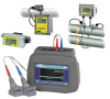 Hybrid Ultrasonic Flow Meters -- Fusion