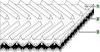 Food Conveyor Belt -- FAF-12E -- View Larger Image