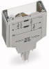 Surge suppression module; Two-stage suppression for 2-wire control, signal or power circuits -- 286-831