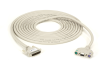 5FT KVM User Cable DB25 VGA PS2 With Audio Coax -- EHN383A-0005 -- View Larger Image