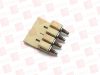 WEIDMULLER WQV-2.5/4 ( CONNECTOR JUMPER M, 4 POSITION, 5.1 MM, SCREW ST ) -Image