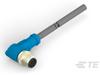 M8/M12 Cable Assemblies -- T4161220004-002 -Image