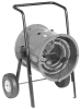 Comfort Air Heater - Forced Air - Portable Spot Industrial Salamander Blower Heater -- DRA