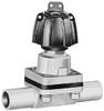 Sanitary Diaphragm Valve -- GEMU® Type 601