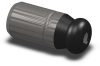 Straight Bolts - Ball End - Style A - SS - 8mm -- 03107-516