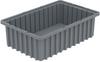 Divider, Akro-Grid Divider Box 16-1/2 x 10-7/8 x 5 -- 33165GREY - Image