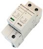 AC Surge Protector SPD I2R-T240 DIN-Rail 277 Vac Single-Phase + CM MOV, GDT 40 kA, IEC 61643-11 Class II, CE, RoHS -- I2R-T240-2PG277 -Image