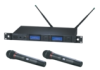Frequency-agile True Diversity UHF Wireless Systems -- AEW-5244a (5000 Series)