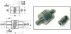 Precision Helical Couplings (inch) -- S5904Y-G409-09 -Image