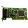 4 Port Low Profile uPCI RS232 Opto Isolated TX RX CTS RTS -- UC-061 -- View Larger Image