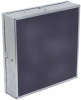 Black Quartz Composite Face Infrared Panel Heater Style RB - Image