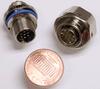 High Density Miniature Circular Connector -- P/N 019032-2002