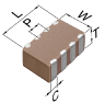 Multilayer Ceramic Chip Capacitor -- CLLC1AX6S0G475M050AC - Image