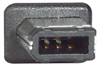 IEEE-1394 Firewire Cable, Type 1 - Type 1, 3.0m -- CSM94-3M -Image