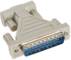 D-Sub, D-Shaped Connectors - Adapters -- AE9881-ND