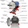 X Series Liquid Molding Chamber -- X-80
