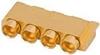RF Connectors / Coaxial Connectors -- 3811-60052 -Image