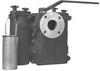 Duplex Strainer,1 1/2 In,Flanged,CI -- 3NXH3 - Image