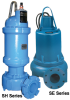 Solids Handling - Submersible Pumps -- SH Series