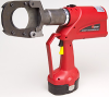 """Burndy Patriot® Battery Operated Cutter, 18 V, 2.45"""" Dia., CU & AL -- PATCUT245CUAL-18V -- View Larger Image"""