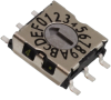 DIP Switches -- 679-3634-2-ND -Image