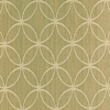 Ballantine Circles Striae Damask Fabric -- R-Amity - Image