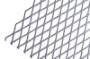Expanded Metal Grating -- Galvanized Steel