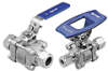 Swing Out Ball Valves -- SO Series