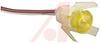 Indicator,Pnl-Mnt;LED;Yellow;120 mcd;0.312/0.317 in.;2.1 V (Typ.);20 mA; ;35 mA -- 70130191