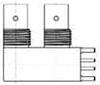 RF Connectors / Coaxial Connectors -- 1274684-1 -Image