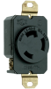 Pass & Seymour® -- NEMA L630 Single Receptacle - L630R - Image