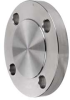 Blind Flange,Forged,2 In,316 SS -- 4HWD9 - Image