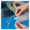 Solid Numbers Wire Marker Card -- WM-1-PK