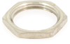 Carling Technologies 380-08602 Hex Face Nut, Nickel, 15/32