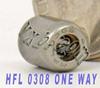 HFL0308 One Way Needle Bearing /Clutch 3x6.5x8 Miniature -- Kit8641