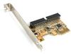 Startech.com 1 Port PCI-Express IDE Adapter Card -- PEX2IDE