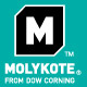 Molykote® D-10-GBL Anti-Friction Coating