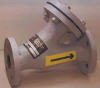 YS Strainers -- Wye Type Non-Metallic Series
