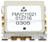 VCO (Voltage Controlled Oscillator) 0.5 inch SMT (Surface Mount), Frequency of 1.5 GHz to 2.5 GHz, Phase Noise -84 dBc/Hz -- FMVC11021 -Image