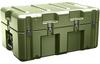 Pelican AL3018-0905 Single Lid Trunk Shipping Case with Foam - Olive Drab -- PEL-AL3018-0905RPF137 -Image