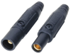 Pass & Seymour® -- Series 15 In-Line Connectors - PSM2FBK - Image