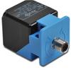 Rectangular Inductive Proximity Sensor (prox switch): PNP, 35mm range -- LF40-0P-2H - Image